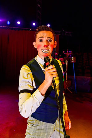 Clown cirque de noel toulouse