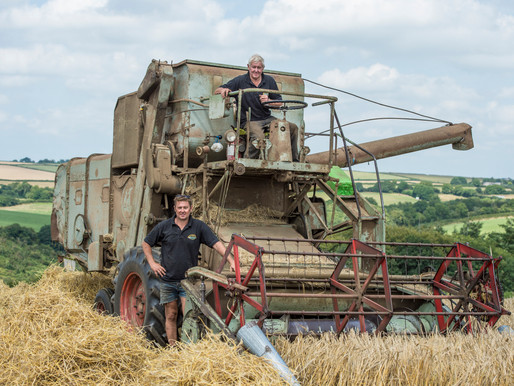 """""""Ive Got a Brand New Combine Harvester............."""""""