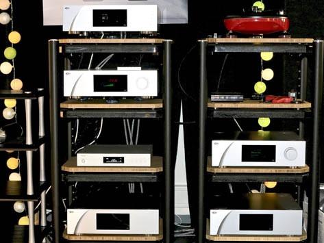Grand Prix Audio's New Monza Isolation System