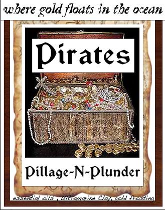A Pirates Ocean Full o' Gold
