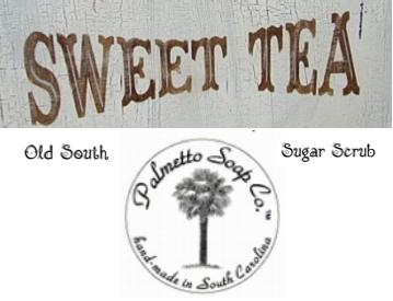 Sweet Tea Sugar Scrub