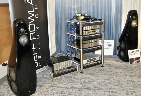 Grand Prix Audio at AXPONA – highlight from Stereophile's Jason Victor Serinus