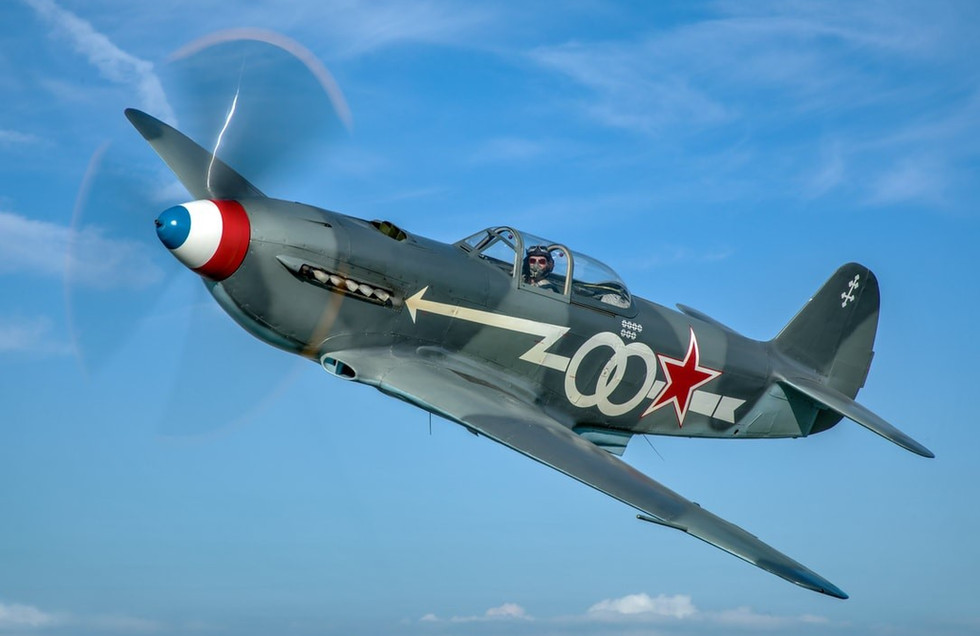 Yak-3 G-OLEG