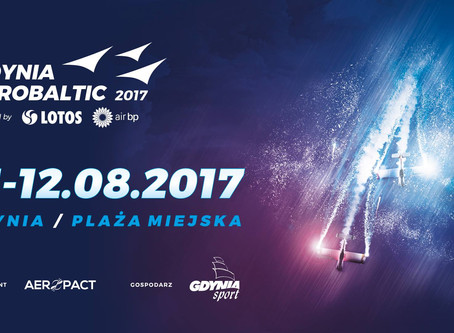 FIREFLIES TO VENTURE TO AEROBALTIC IN POLAND