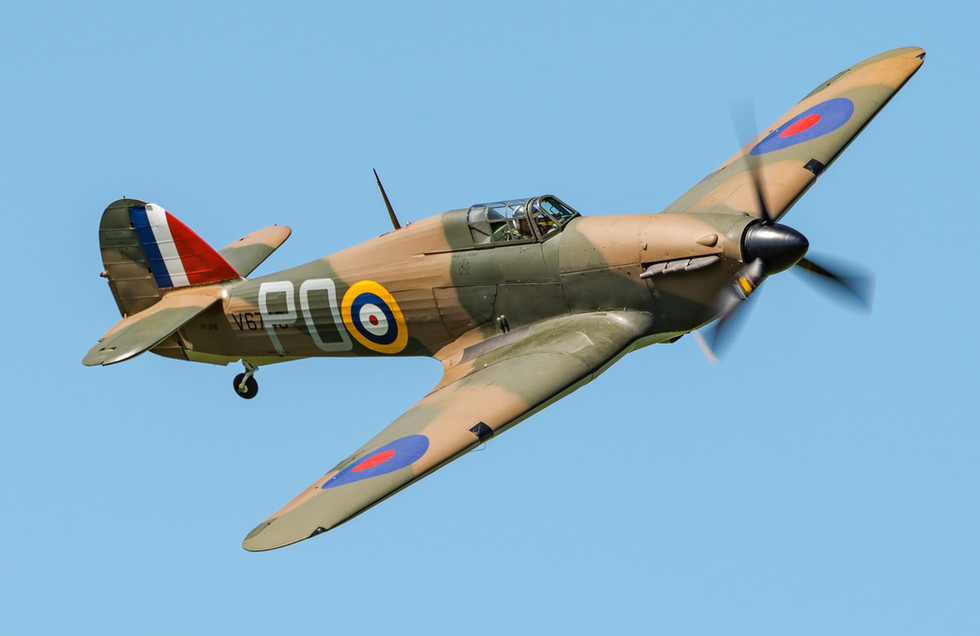 Hawker Hurricane Mk. XII