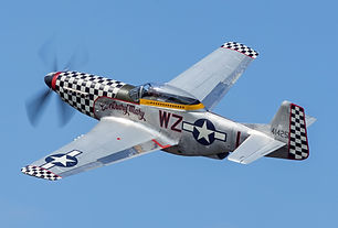 North American TF-51D Mustang for sale