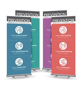 Covid-19 Prevention banner