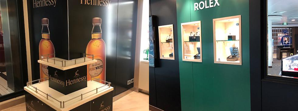 Hennesy / Rolex