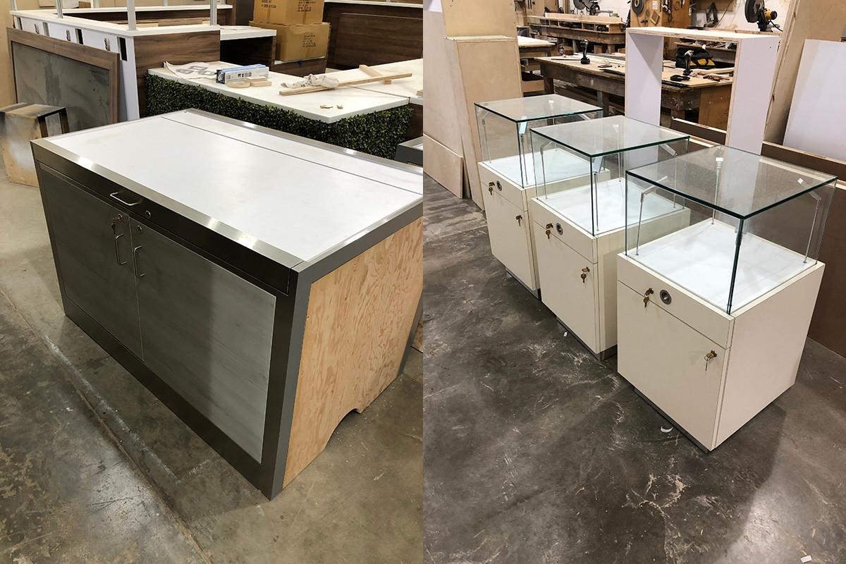 Custom displays