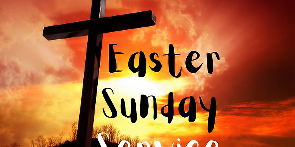 Easter Sunday Service 4th April 2021