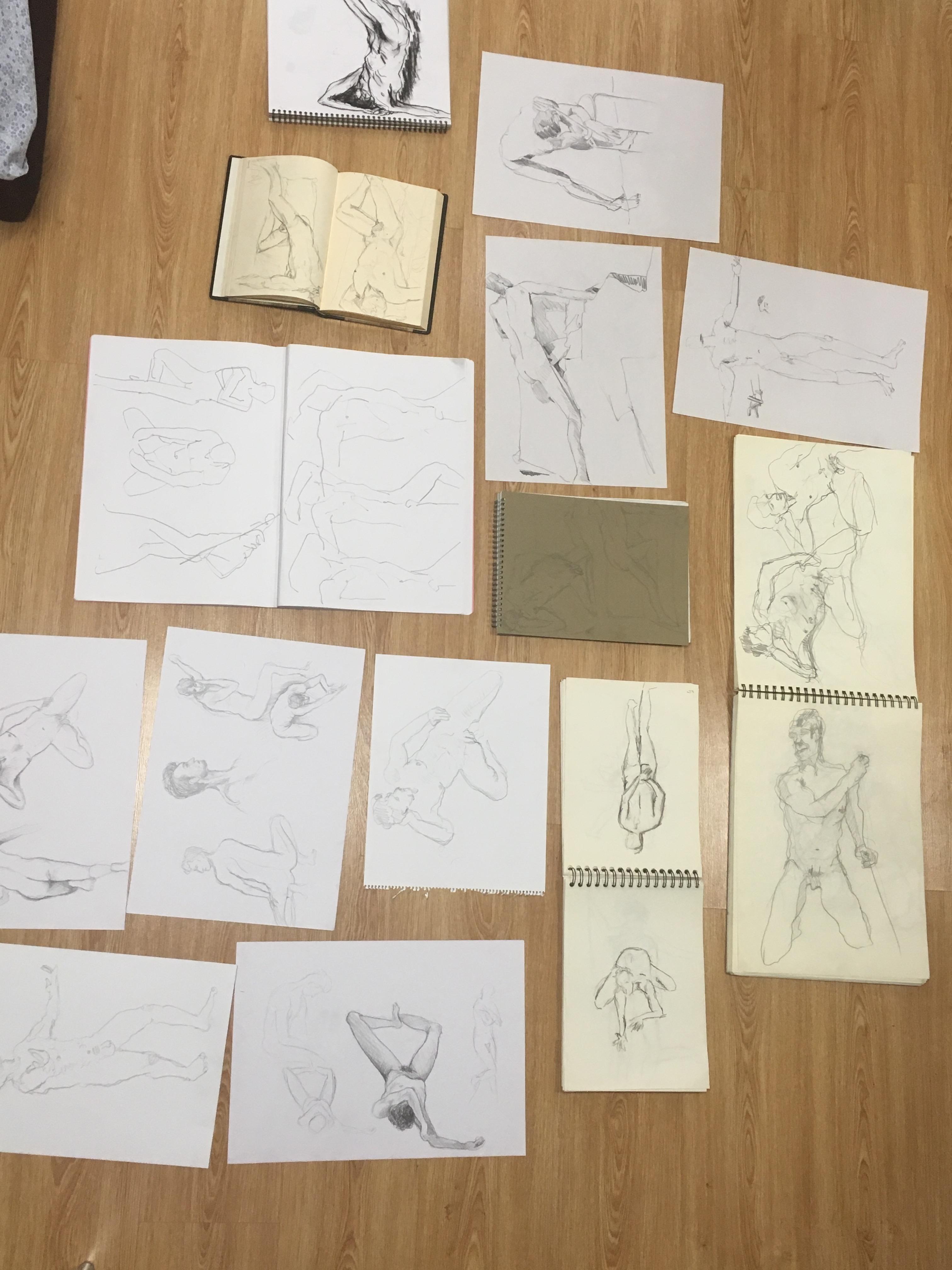 Atelier de dessin