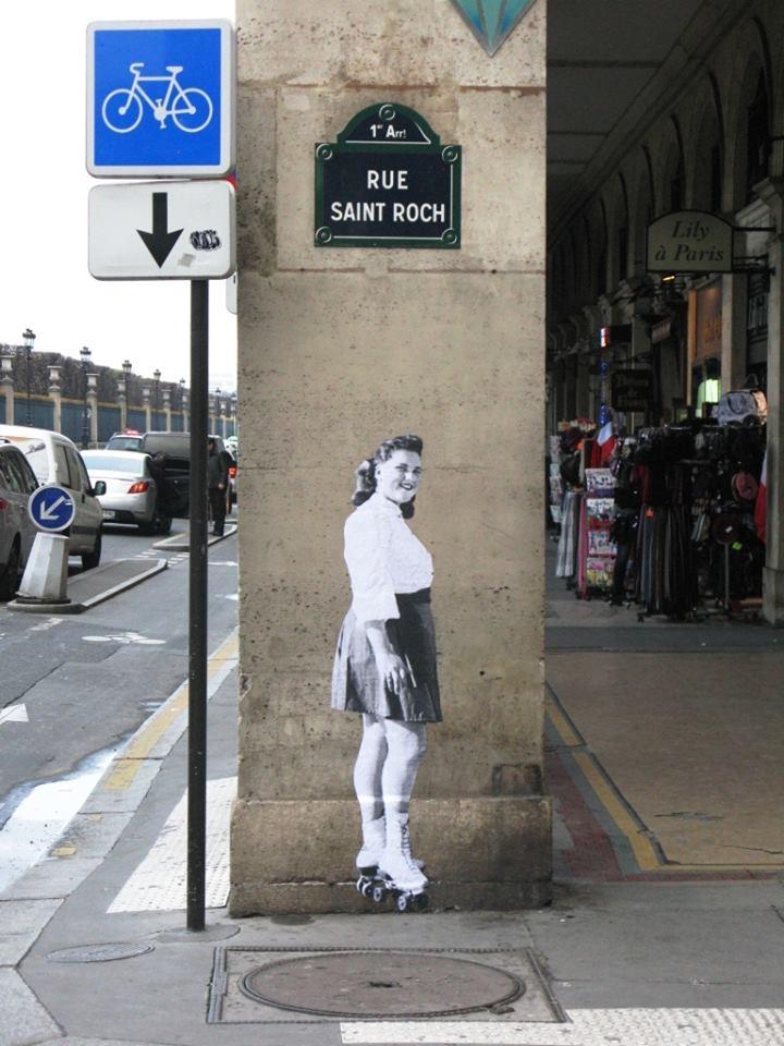 Rue Rivoli