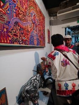 Expo Arte Yawi - 11 juin 2019