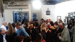 Vernissage Collectif X .