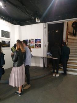 Exposition : un mayo de luces