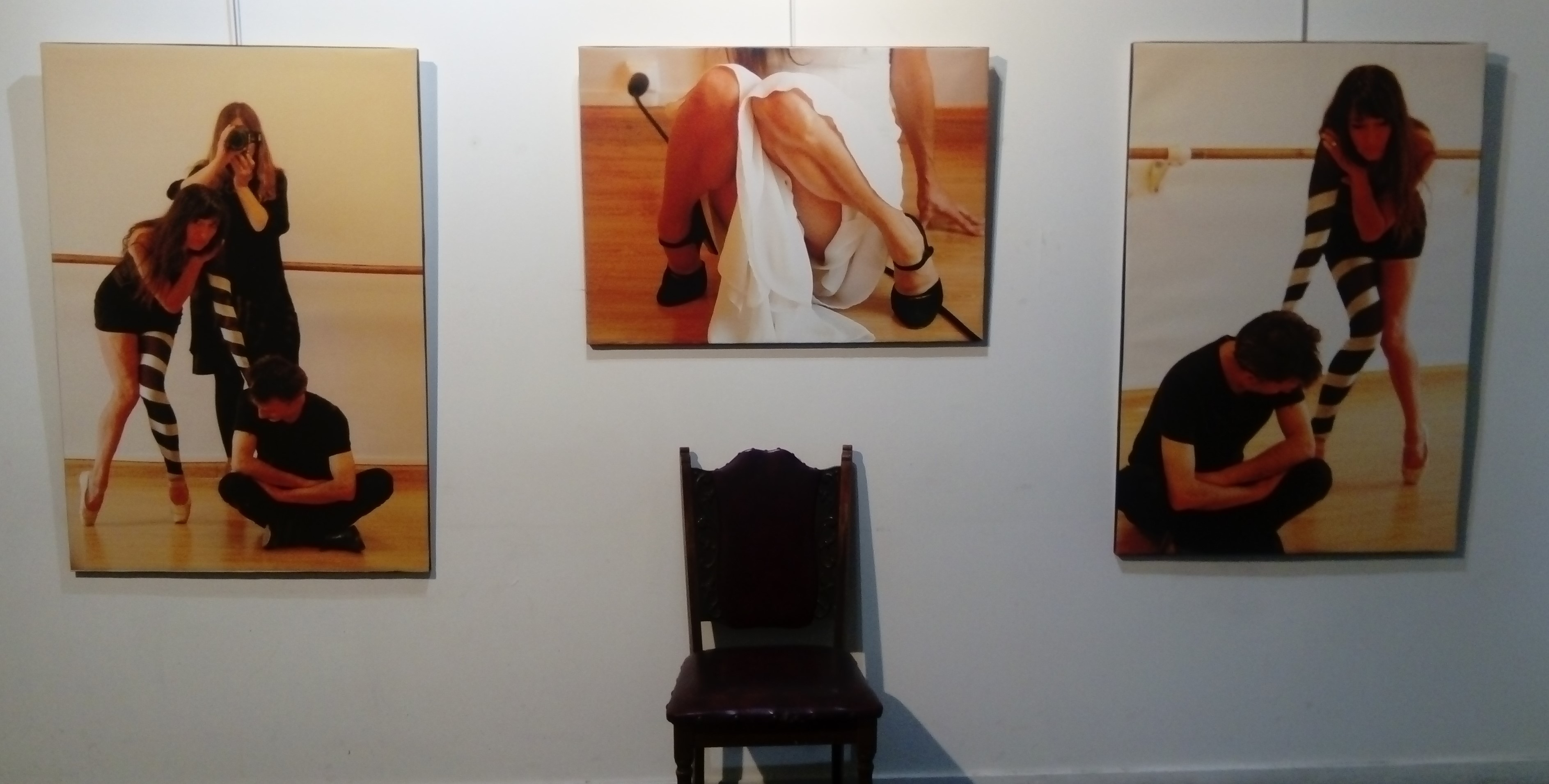 Exposition Brigitte Le Guern.