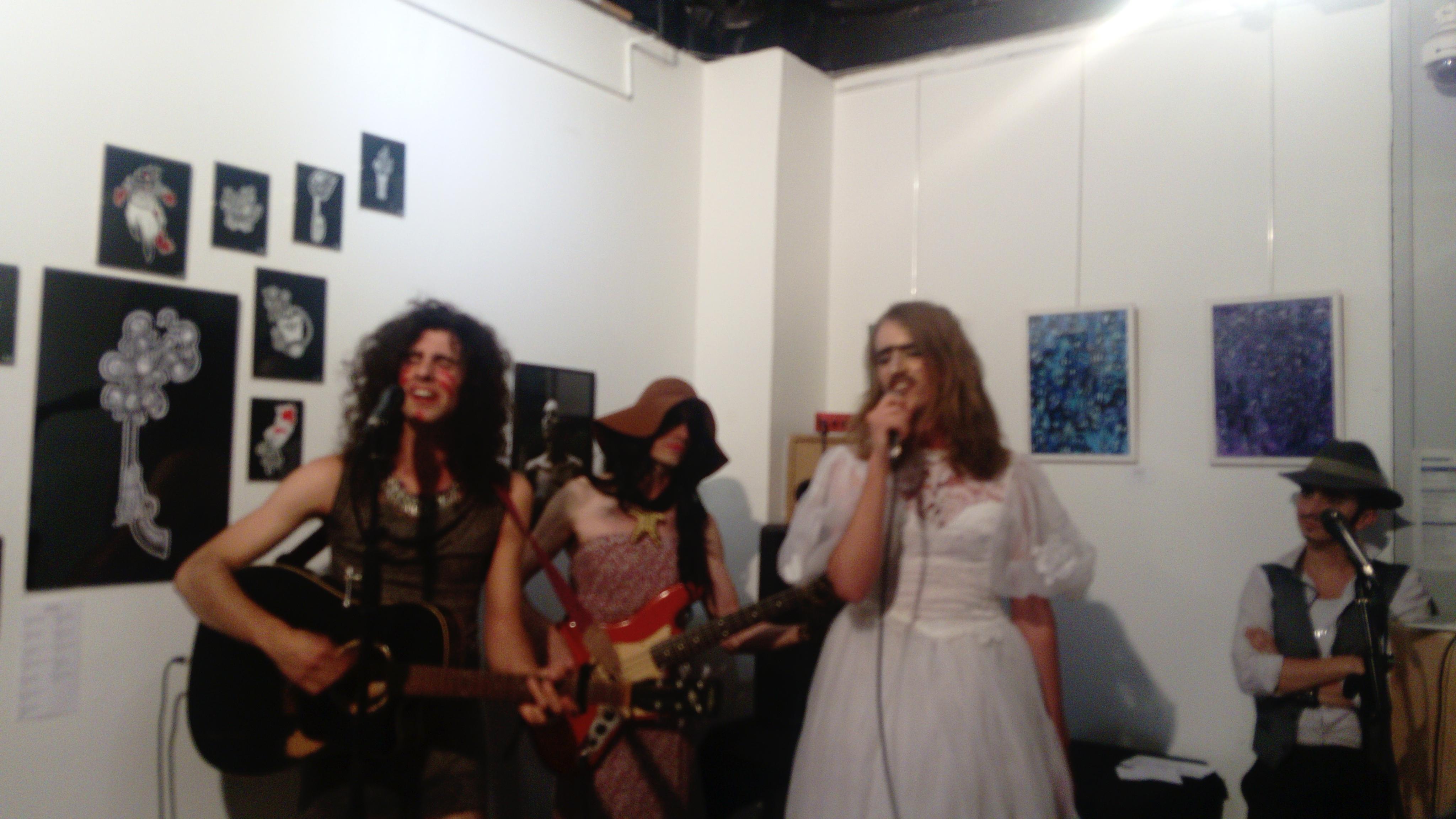 Concert des Putes d'Acier 22 juin