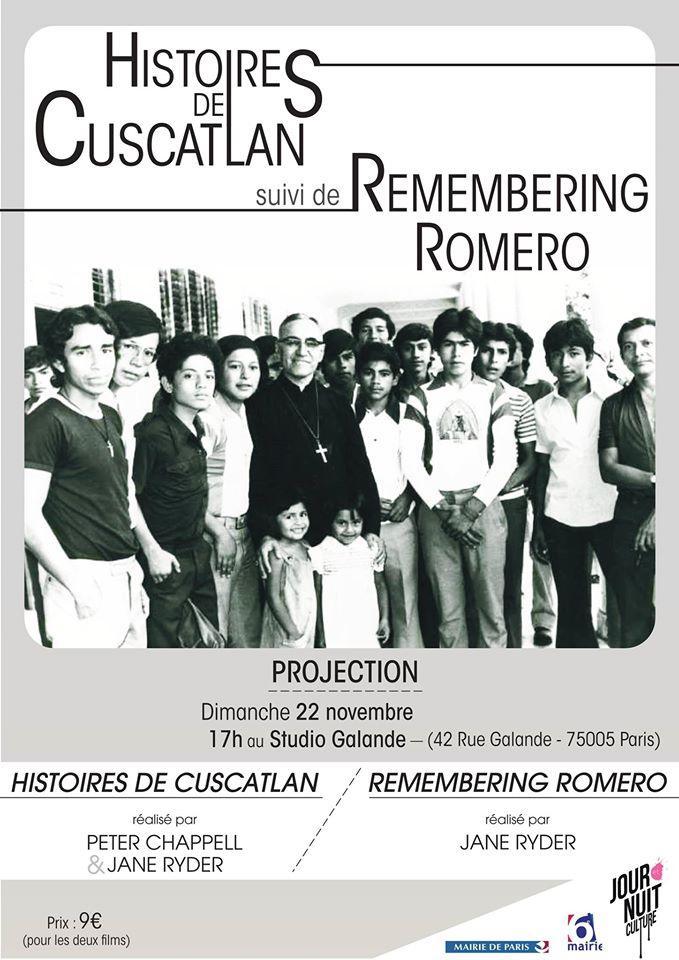 Histoires de Cuscatlan & Remembering