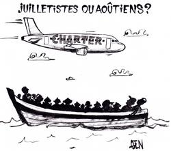 juilletistes