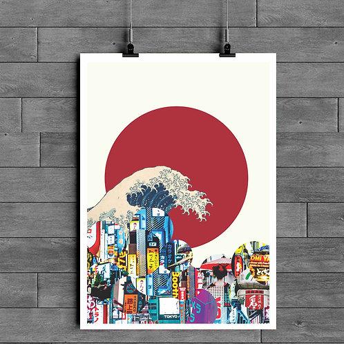 """""""Satoko - Japan"""" 1/3"""