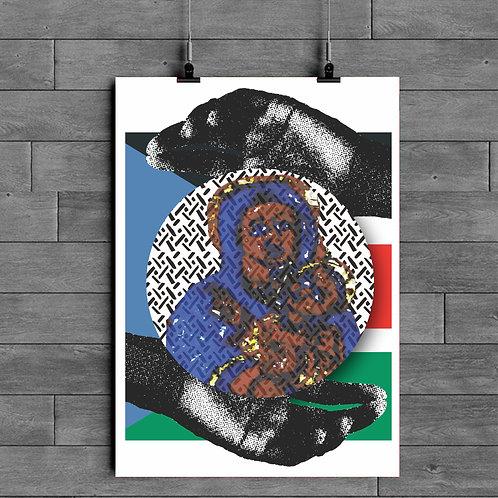 """""""Omnia - S. Sudan"""" 1/3"""