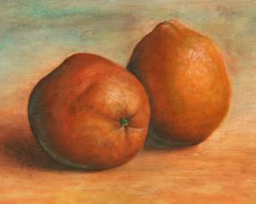 Still Life, oil on canvas