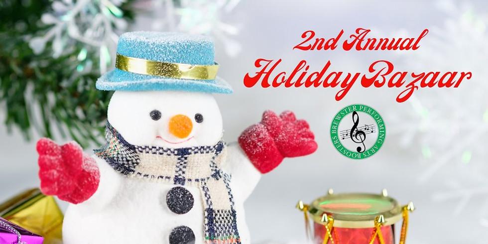 2nd Annual Holiday Bazaar - 2019
