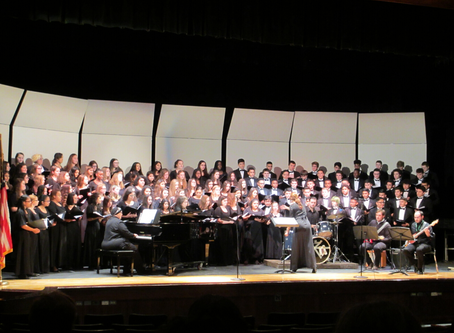 2019 Fall Choral Concert