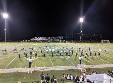 BHS Performing Arts shine during Home Opener