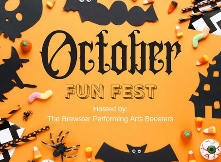 October Fall Fun Fest