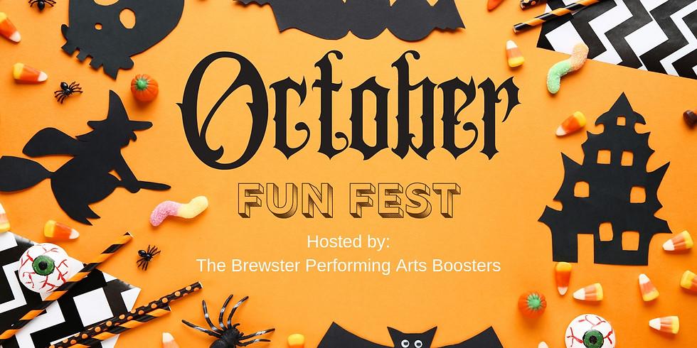 October Fall Fun Fest 2019