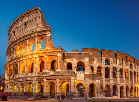 Rome or Bust - January 1, 2021!