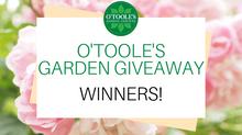 2020 Garden Giveaway Winners!