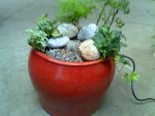 Do-It-Yourself Garden Fountain in 6 Easy Steps