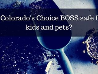 Ask a Gardener - Colorado's Choice BOSS