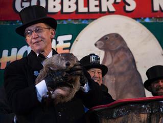 Happy Groundhog Day!