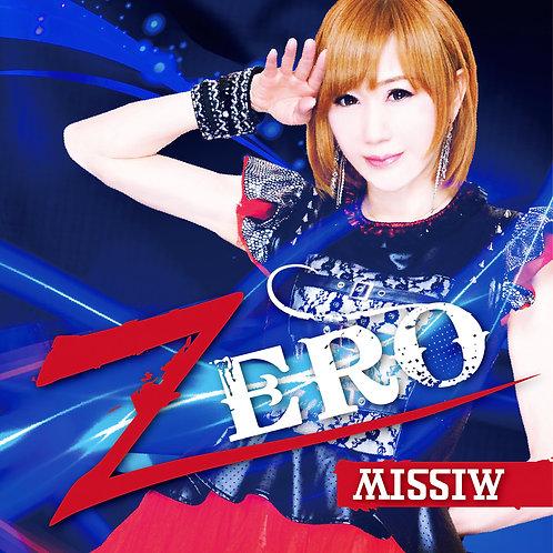 6thシングル『ZERO』(CW / A-G-E-H-A)