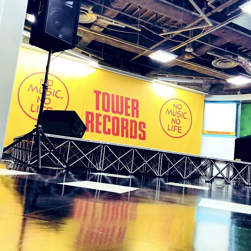 池袋タワーレコード(池袋PARCO)3rd アルバムリリースイベント
