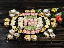 Продукты для суши-бара. Коничуа!