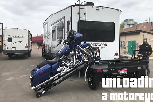 Triple D Lift and Loader: Loader for Motorcycles, Spyders, and Trikes