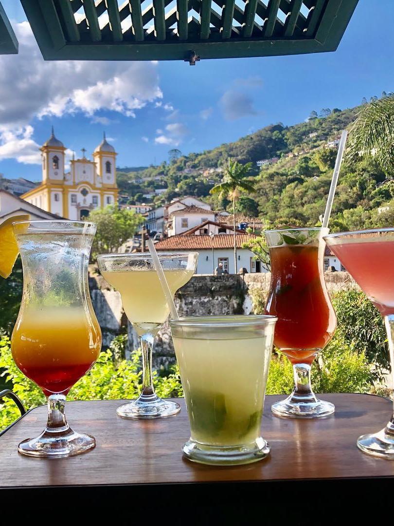 Drinks Dirceu Ouro Preto