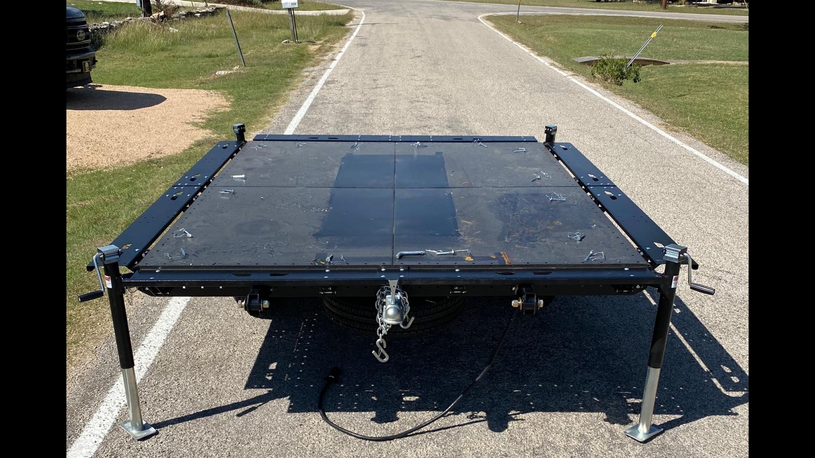 Consignment Unit - 2020 Freedom Hauler 8 ft