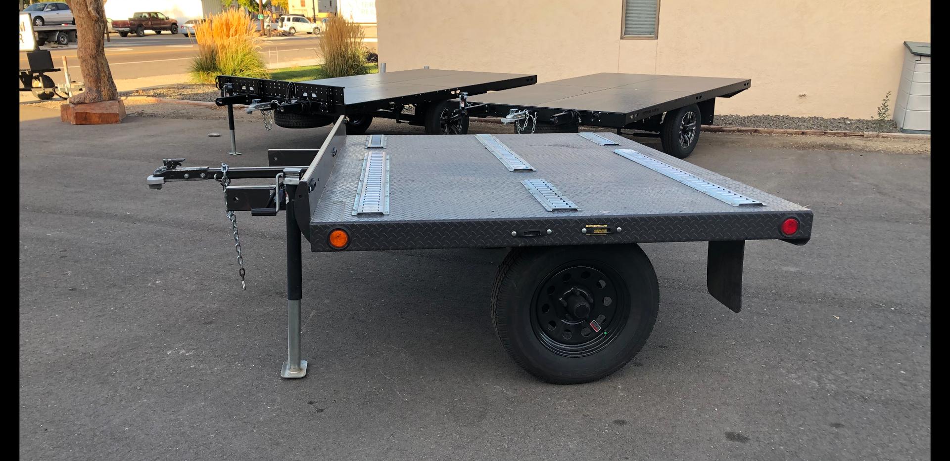 Consignment Unit - 2018 Freedom Hauler 6 ft