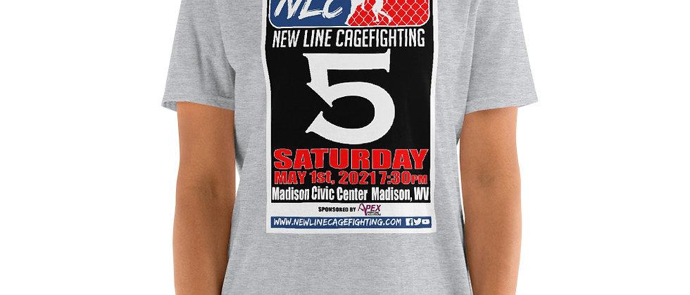 NLC 5 Short-Sleeve Unisex T-Shirt