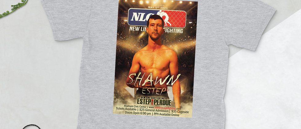 Shawn Estep Short-Sleeve Unisex T-Shirt