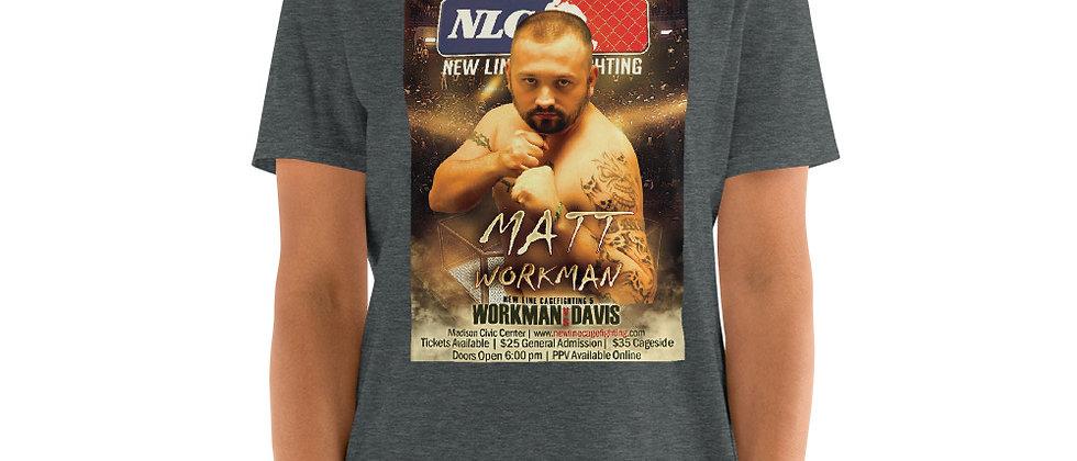 Matt Workman Short-Sleeve Unisex T-Shirt