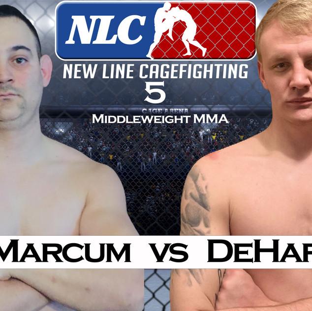 Patrick Marcum vs Zachary DeHart