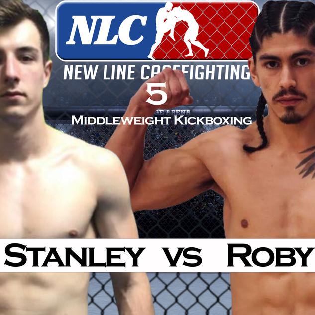 Devin Stanley vs Bryan Roby