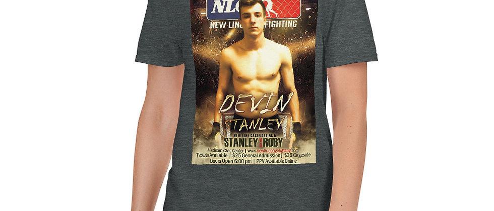 Devin Stanley Short-Sleeve Unisex T-Shirt
