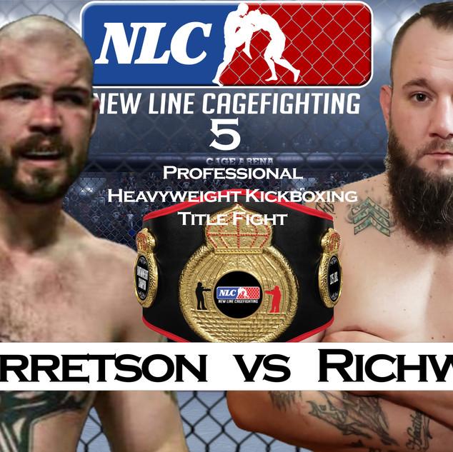 Matt Garretson vs Justin Richwine